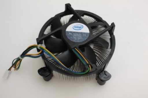 Intel C91968-004 C91968-003 CPU Heatsink Fan Socket LGA775 4pin