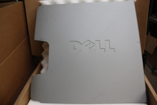 Dell Dimension 520 521 5150 3100 Side Door Panel Cover Case F7381