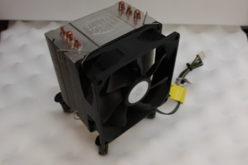 Cooler Master Hyper TX3 CPU Heatsink Fan 4 Pin Socket Intel 775 1156 4 Pin