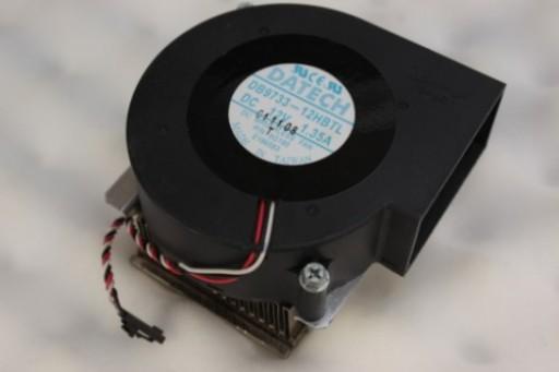 Dell Optiplex GX270 SFF Datech Fan Heatsink 7G597 9G180