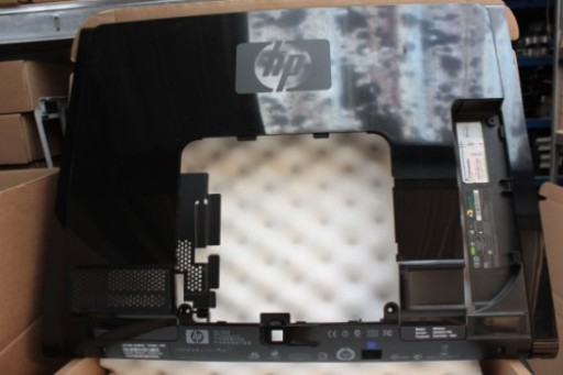 HP IQ500 TouchSmart PC Back Cover 13GP1570P100-1H2