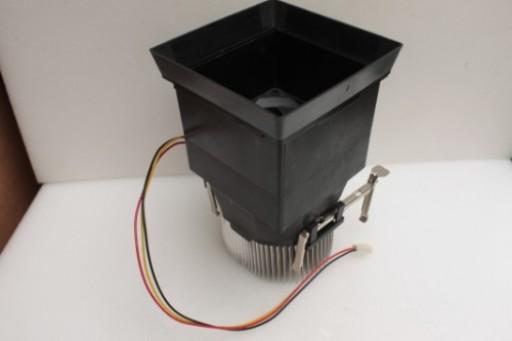 Y.S. Tech Celeron P4 Heatsink Fan Shroud Socket 478