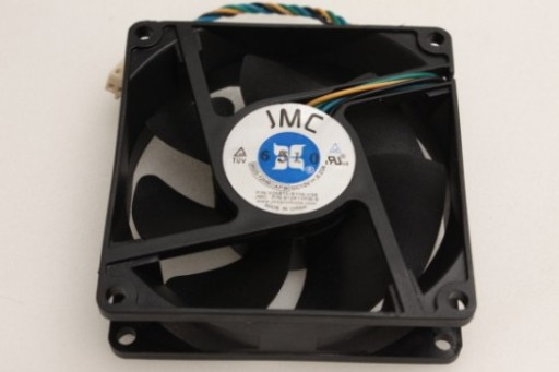 JMC PC Case Cooling Fan 8025-12HB 4pin 80 x 25