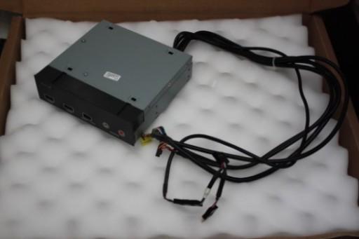 Fujitsu Siemens Scaleo T USB FireWire Audio Front Panel GS109-5.25-2