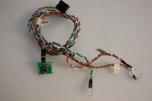 Acer Extensa E264 Power Button Board & LED Lights