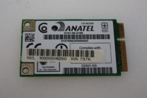 Toshiba Satellite Pro A200 WiFi Wireless Card PA3489U