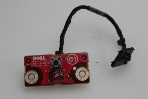 Dell XPS 720 Power Button Board & Cable WM325