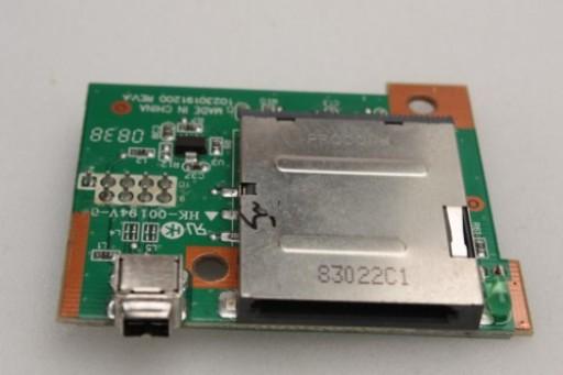 HP IQ500 TouchSmart PC Mini FireWire Card Reader Board 5189-2817
