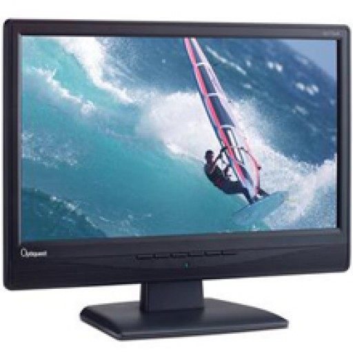 "ViewSonic Q191wb Black 19"" 5ms Widescreen LCD Monito"