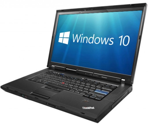 "Lenovo ThinkPad R500 15.4"" Core 2 Duo 4GB DDR3 WiFi DVD Windows 10 Professional Laptop"