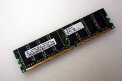 1GB Samsung PC3200 400MHz 184Pin DDR Dimm Non-ECC Unbuffered Desktop PC Ram Memory