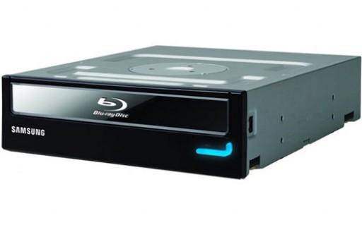Samsung SH-B123L Blu-Ray BD-ROM DVD-RW Internal PC SATA Drive