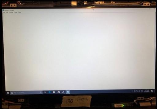 "AU Optronics B140RW02 V.1 14"" Matte LED Screen Display Ref130"