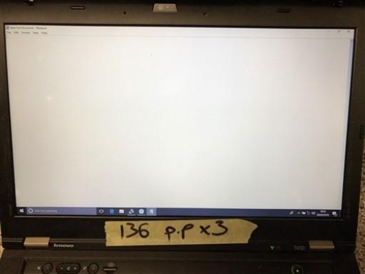 "LG Philips LP140WD2(TL)(D2) 14"" Matte LED Screen Display Ref136"