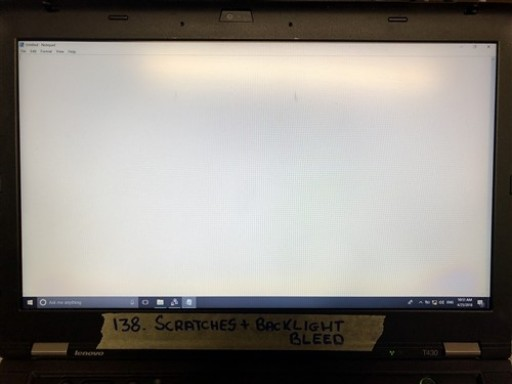 "Samsung LTN140KT13 14"" WXGA++ Matte LED Screen Display 1600x900 30Pin"