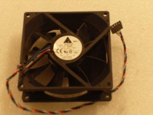 Delta Electronics EFC0912BF G5883 90mm x 30mm 5Pin Case Fan