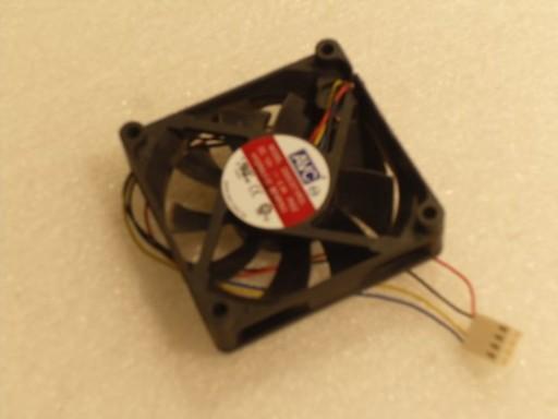 AVC DSSC0715R2L 70mm x 15mm 4Pin Case Fan