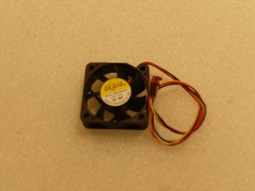 Akasa DFC501512H 50mm x 15mm 3Pin Case Fan