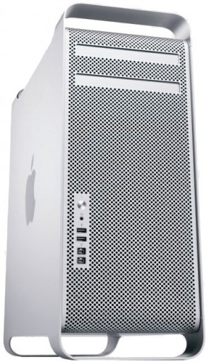 Apple Mac Pro A1289 (Mid 2012) 12-Core (2x Six-Core E5645 2.4GHz) 32GB 1TB DVDRW WiFi Bluetooth Radeon HD 5770, macOS 10.12 Sierra
