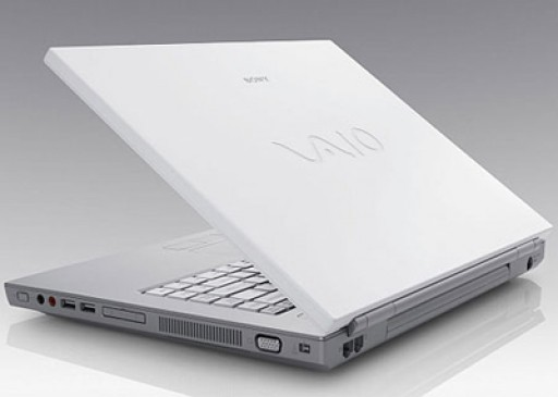 Sony Vaio VGN-N31Z Core 2 Duo T5500 2Gb 160GB Laptop