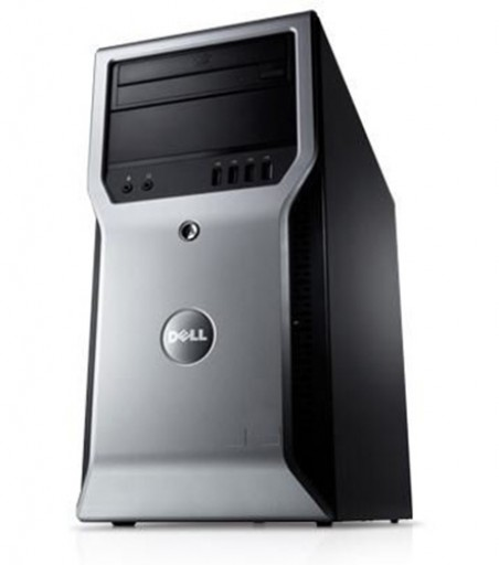 Dell Precision T1500 Workstation Quad Core i5-760 2.80GHz 8GB 500GB Windows 10 Professional 64bit