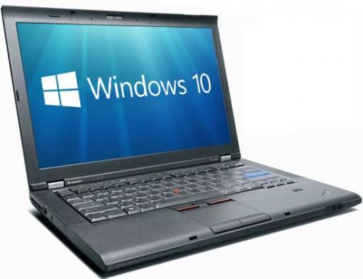 Lenovo ThinkPad T410 i5-520M 2.40GHz 4GB 160GB DVDRW WiFi Windows 10 Professional