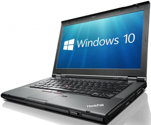 Lenovo ThinkPad T430 Core i5-3210M 8GB 120GB SSD DVDRW USB 3.0 Windows 10 Professional 64-bit