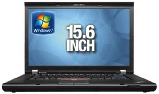 "Lenovo ThinkPad T520 15.6"" Core i5-2520M 4GB 320GB DVDRW WiFi Windows 10 Professional 64bit"