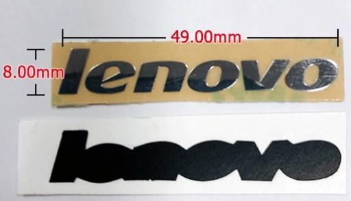 Lenovo Logo Sticker ThinkPad T440 T520 W520