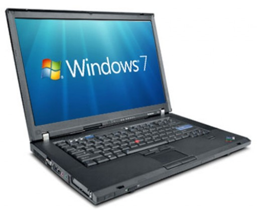 "Lenovo ThinkPad T60 Core 2 Duo T5600 1.83GHz DVDRW 15"" Windows 7 Laptop"