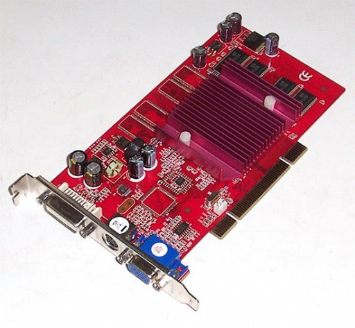 Palit nVidia GeForce FX5200 128MB PCI DVI VGA TV-Out Graphics Card