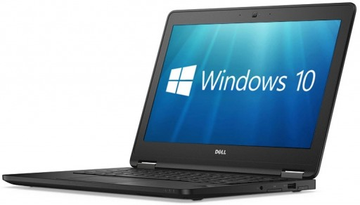 "Dell Latitude E7270 12.5"" Core i5-6300U 4GB 128GB SSD WebCam HDMI WiFi BT Windows 10 Professional Laptop PC"