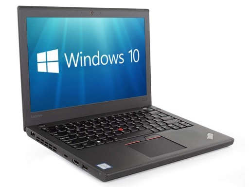 "Lenovo ThinkPad X270 12.5"" Ultrabook - Core i5-6300U 2.4GHz, 8GB DDR4 RAM, 256GB SSD, HDMI, WiFi, WebCam, Windows 10 Pro 64-bit"