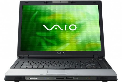 Sony Vaio VGN-BX61MN Core 2 Duo T5270 3GB 120GB WiFi Webcam Fingerprint Laptop