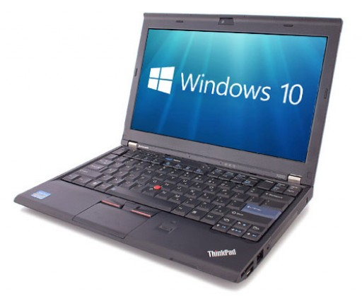 "Lenovo ThinkPad X220 12.5"" (1366x768) 2nd Gen Core i7-2640M 8GB 160GB WebCam Windows 10 Professional 64-bit"