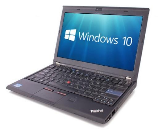 "Lenovo ThinkPad X220 12.5"" Core i5-2520M 8GB 500GB WebCam Windows 10 Professional Laptop PC"