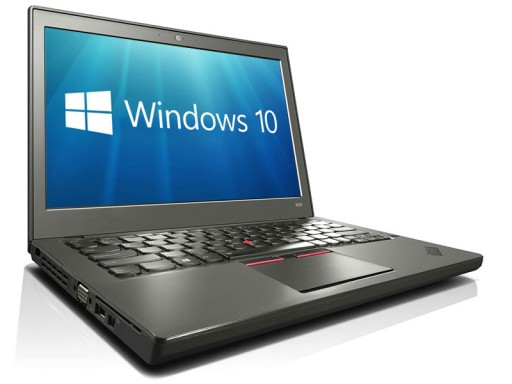 "Lenovo ThinkPad X250 12.5"" Ultrabook Core i5-5300U 4GB 256GB SSD WebCam Windows 10 Professional 64-bit"