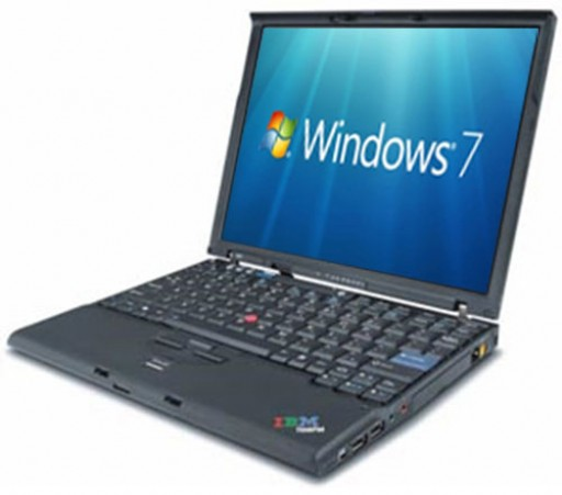 Lenovo ThinkPad X60 Notebook Intel Core Duo T2400 1.83GHz 1024MB 60GB 12.1 inch CD-RW/DVD Modem LAN WLAN XP Pro Laptop