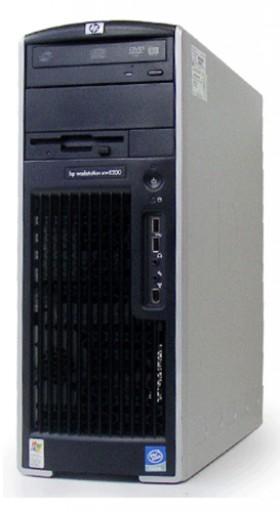 HP XW6400 Workstation Dual Xeon 5140 2.66GHz 4GB 160GB Windows 7 Professional 64bit