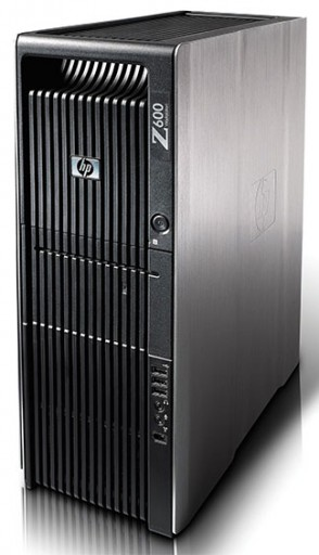HP Z600 Workstation 2x Quad-Core E5620 16GB 500GB DVD Windows 10 Professional 64bit