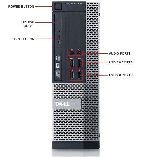 Buy The Dell Optiplex 9020 Sff Windows 10 Professional