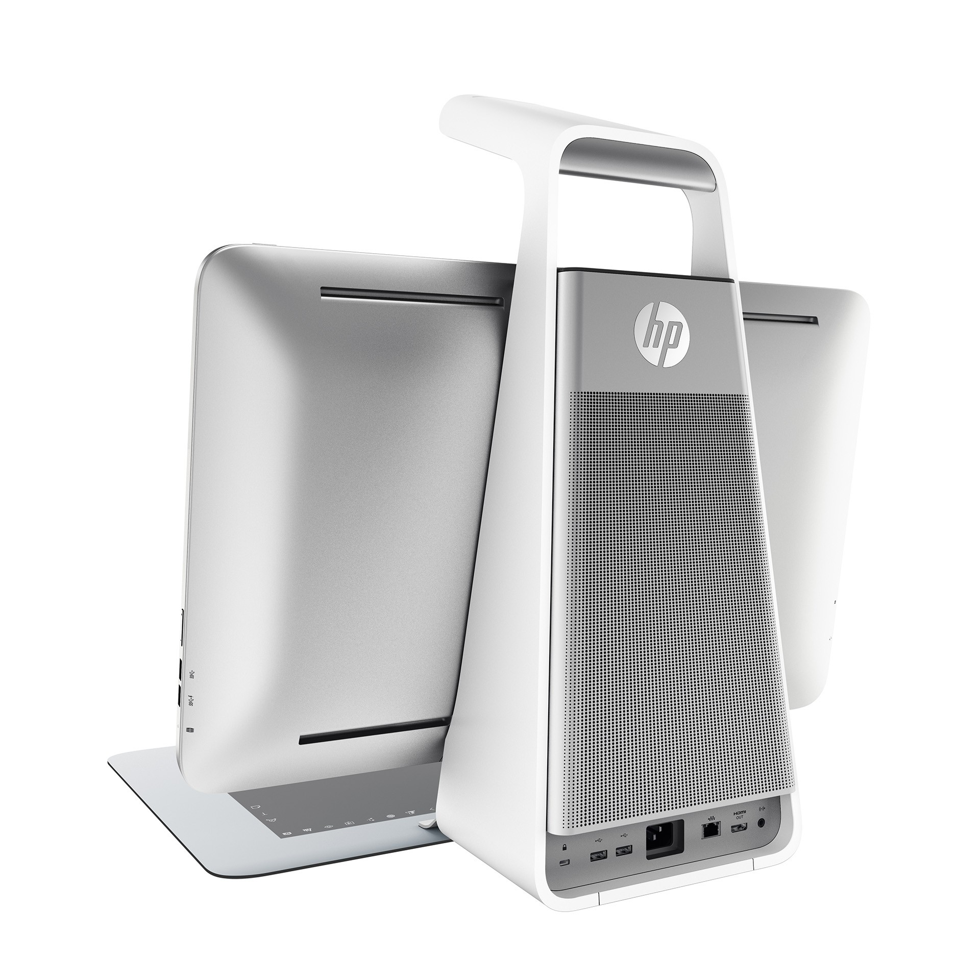 HP Sprout Pro 23-s505 All-in-One 3D Scanning PC 23