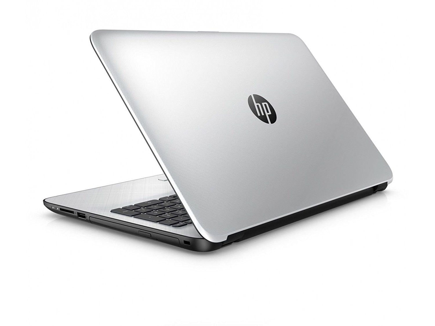 White HP 15ay022na 15.6 Laptop Intel Pentium N3710, 4GB RAM, 1TB HDD, DVDRW, Bluetooth 4.0
