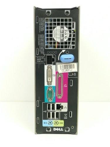 Dell OptiPlex SX280 uSFF Pentium 4 HT 3 0GHz 1GB 500GB DVD Desktop PC  Computer