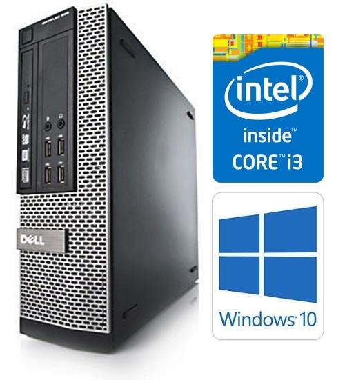 Dell Optiplex 7010 Sff Core I3 8gb Dvdrw Windows 10