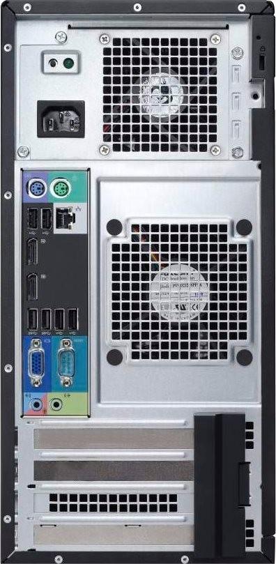 Dell Optiplex 7010 Mt 3rd Gen Quad Core I5 3570 8gb 500gb
