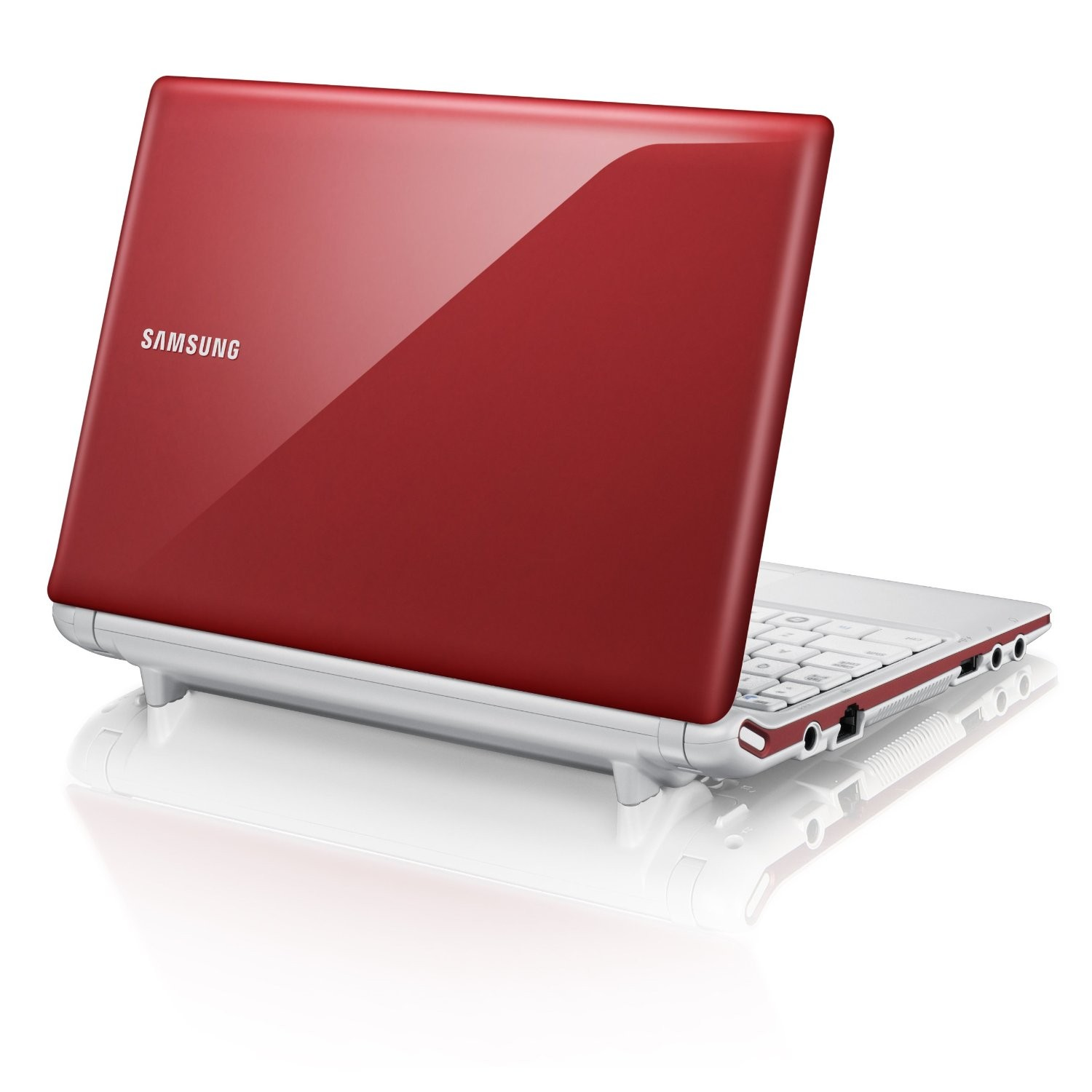 Refurbished Samsung N150 Red Netbook Buy Refurbished