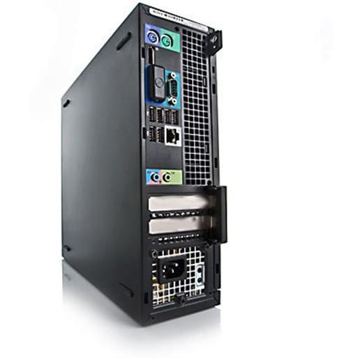 Dell OptiPlex 990 SFF 2nd Gen Quad Core i5-2400 4GB 250GB Windows 7  Professional Desktop PC Computer