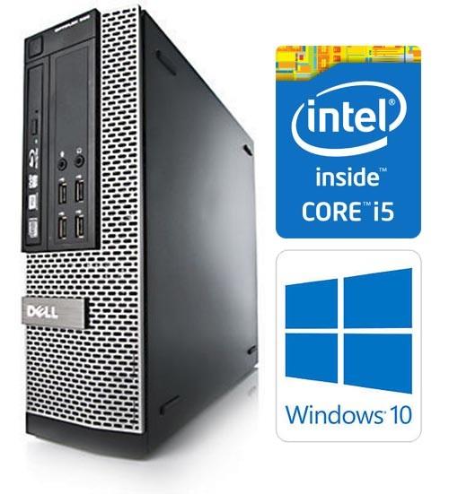 Dell Optiplex 990 Sff 2nd Gen Quad Core I5 2400 4gb 250gb