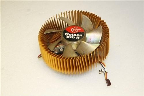 Thermaltake Golden Orb Ii Socket Lga775 Amd Cpu Heatsink